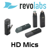 Revolabs Wireless Microphones For HD System