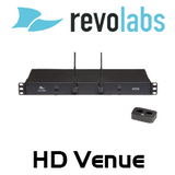 Revolabs HD Venue 2-Channel Wireless Microphone System