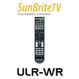 SunBriteTV ULR-WR Weather-Proof Universal Learning TV Remote Control