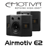 "Emotiva Airmotiv E2 5.25"" Surround Loudspeakers (Pair)"