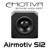 "Emotiva Airmotiv S12 12"" 500W Subwoofer"