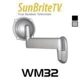 "SunBriteTV WM32 32"" All-Weather Articulating Wall Mount"
