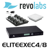 Revolabs Executive Elite 4/8-Channel Wireless Microphone System w/o Mics