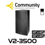"""Community Veris V2-3500 15"""" Full Range 3-Way Loudspeaker (Each)"""