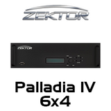 Zektor Palladia IV 6x4 HDMI Matrix With Audiophile Quality Audio