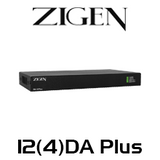 Zigen 1 to 2/4 Outputs HDMI 2.0 Distribution Amplifier
