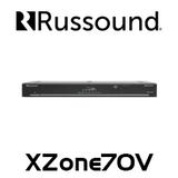 Russound XZone70V 70/100V Streaming Mixer Amplifier