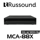 Russound MCA-88X 8-Source 8 Zones Controller Amplifier Streamer