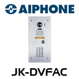 Aiphone JK-DVFAC Front Door Flush Mount Video Intercom