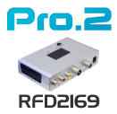 Pro.2 RF Modulator with PAL type Connection