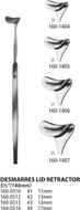 Desmarres Lid Retractor