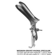 Weisman-Graves Vaginal Speculum