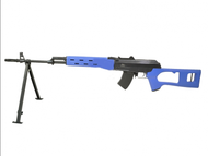 JG A47 03 AK style Electric sniper rifle in blue