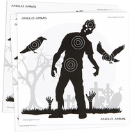 Anglo Arms Paper Zombie Targets 50pc x 14cm