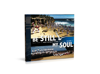 Be Still My Soul - CD