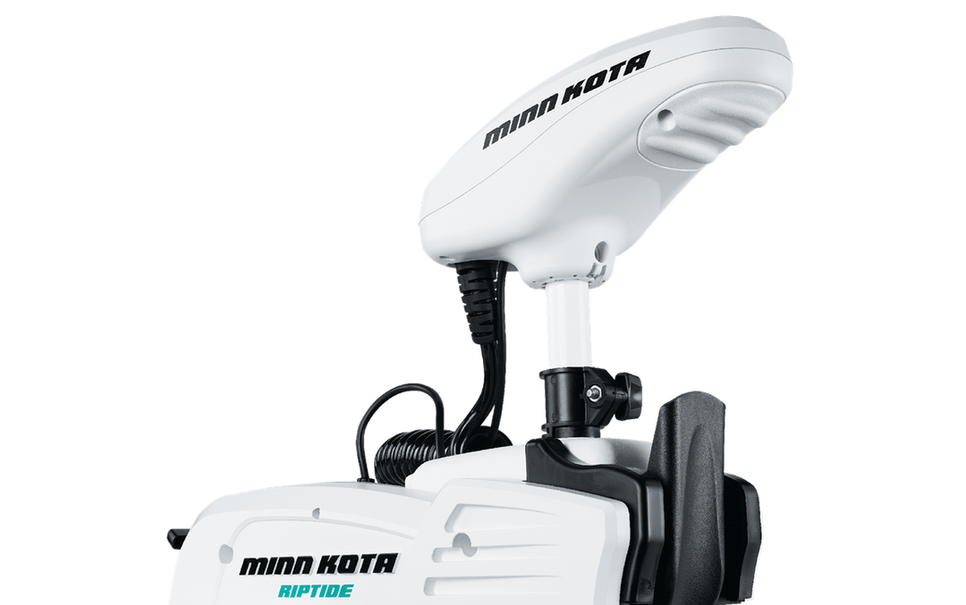 how to connect minn kota trolling motor to battery
