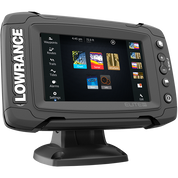 Lowrance Elite 5 Ti Touch TotalScan Combo with Navionics Gold