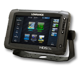 Lowrance Chartplotters, elite range, Touch series, Navionics and CMAP Bundles