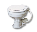 Boat toilets, Plumbing, pumps, valves and Sanitation