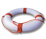 Marine Safety Equipment, life jackets and EPIRB