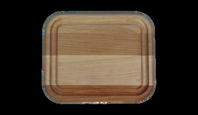 """7 x 5 3/4"""" Bar Board Cutting Board with Juice Groove"""