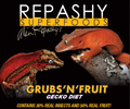 Repashy's ultimate gecko diet: Grubs'n'Fruit