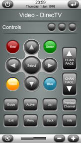 GUI ja Board Streamline - iPhone5 iViewer Template