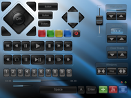 C3 Xenon - Large guiDesigner Theme