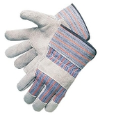 Work Gloves / leather (12pair)