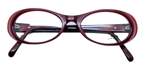 Beautiful oval frames by Versace from www.theoldglassesshop.co.uk