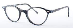 Preciosa 789 93 Shallow Panto Style Glasses at www.theoldglassesshop.co.uk