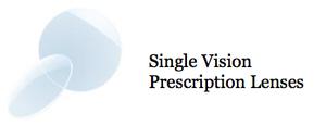 Single vision prescription lenses just £29 from The Old Glasses Shop Ltd