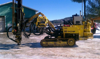 Atlas Copco ROC 642HP Track Mounted Rock Drill
