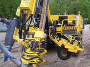 2001 Atlas-Copco ROC D7HC-01R Track Drill used for sale