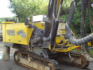 Atlas-Copco ROC D7-01R Hydraulic Track Rock Drill used for sale