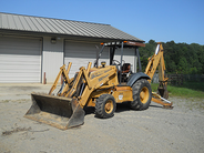 1995 Case 580SL Loader Backhoe used for sale