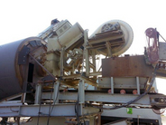AESCO Parallel Flow 200-250 TPH Drum Mix Asphalt Plant