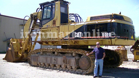 1999 Caterpillar 5080 Front Shovel