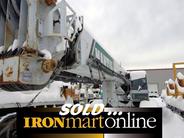 2008 MANTIS 9010-160 45-Ton Crawler Crane, Job Ready.