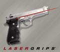 Crimson Trace LaserGrip, LG-302, for Beretta 92/96/M9 Pistol, NSN 5855-01-485-4098