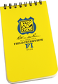 RITE IN THE RAIN 104 (3X5 NOTEBOOK - FIELD INTERVIEW - NSN 7530-01-536-2653)