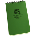 RITE IN THE RAIN 935 (3X5 NOTEBOOK - GREEN - NSN 7530-01-498-2080)