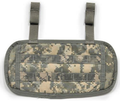 Outer Tactical Vest (IOTV), GEN II, LOWER BACK PROTECTOR ASSEMBLY ONLY, ACU Pattern, One Size, NSN: 8470-01-564-2999