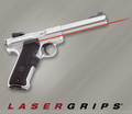 Crimson Trace LaserGrip, LG-403, for Ruger MK II and III, KMK Pistol, NSN 5855-01-466-5212