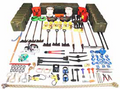 Kipper Tool PIO1003, Pioneer Tool Kit, Platoon Manual Labor, NSN 5180-01-467-4677