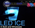 LED ICE, Light up Ice, Glow Ice, illuminated cubes, light up ice cube, Lighted Ice Cube