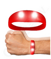 MOTION ACTIVATED LED WRISTBANDS for any event