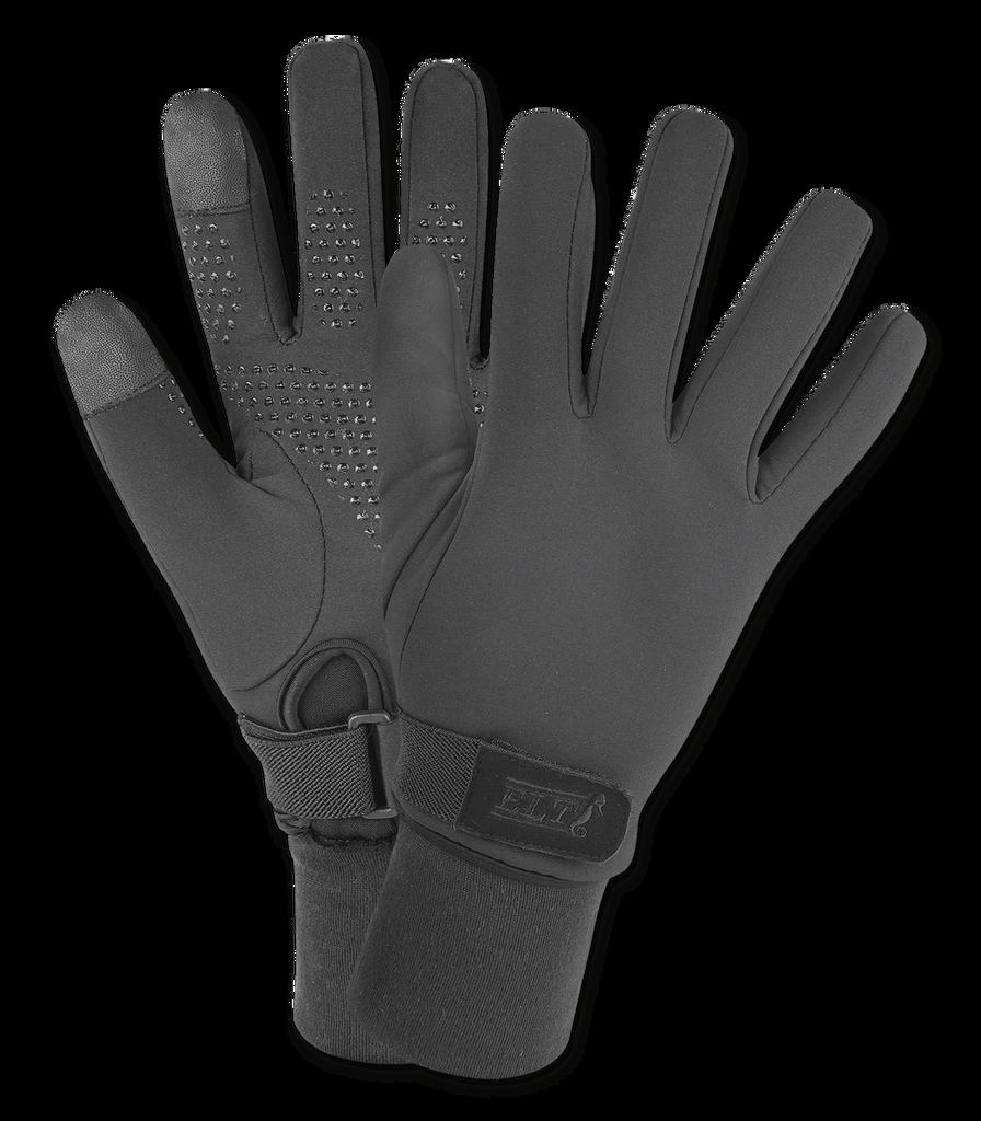 ELT Winter Snow Riding Gloves (Black)