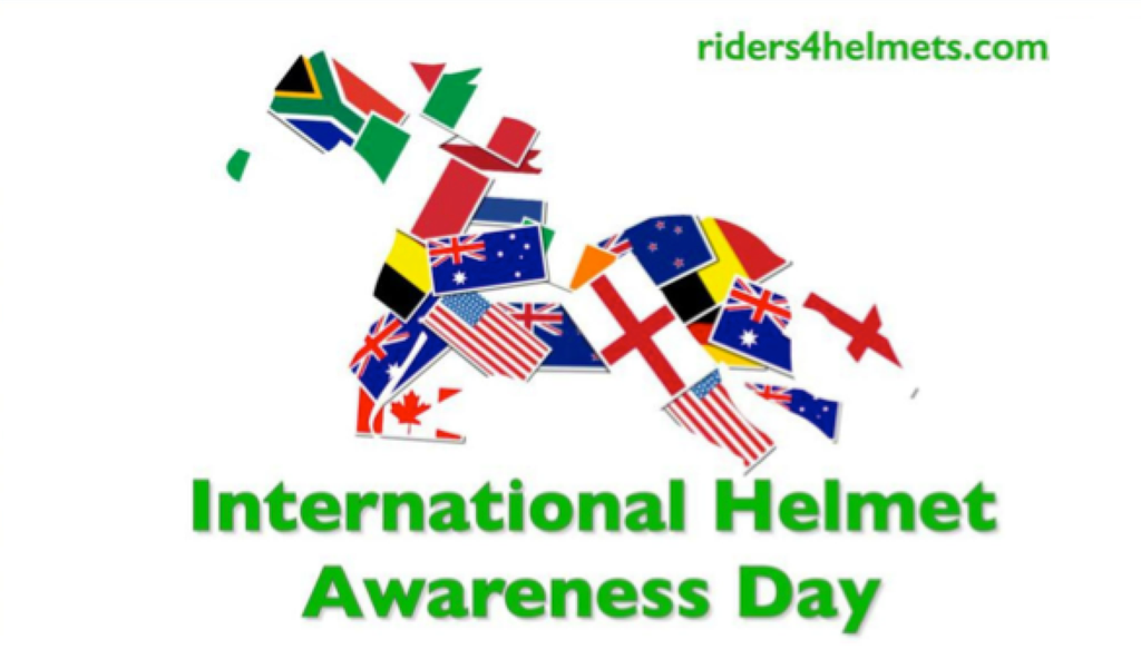 International Helmet Awareness Day 2017 = 10% Off Helmets This Weekend!