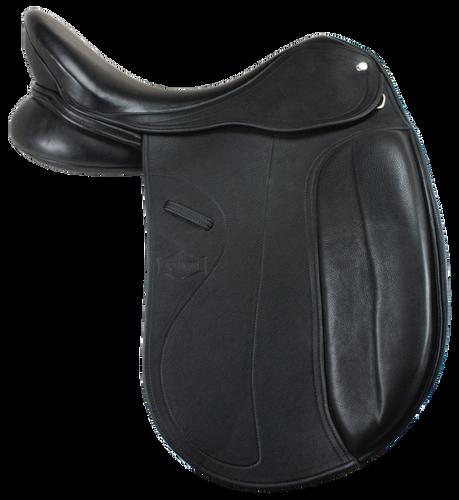 Monarch Leather Dressage Saddle